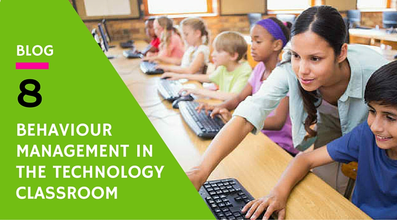Behaviour management in the technology classroom