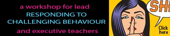 Responding To Challenging Behaviour