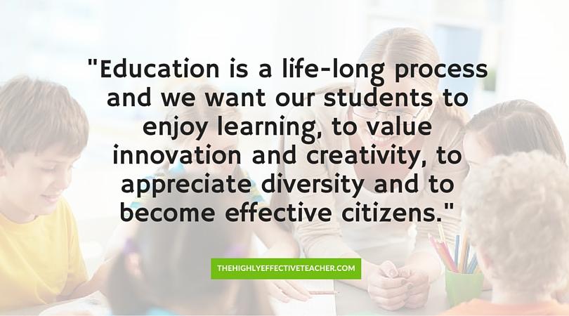 Positive Schools Positive Behaviour Management quote