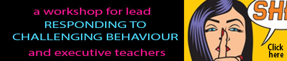 Responding to Challenging Behaviour workshop