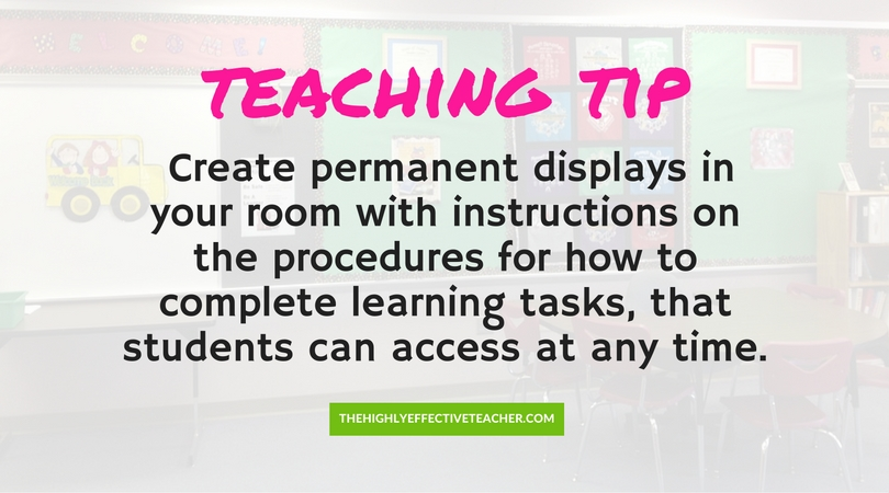 How To Get Students To Listen To You And Follow Directions The