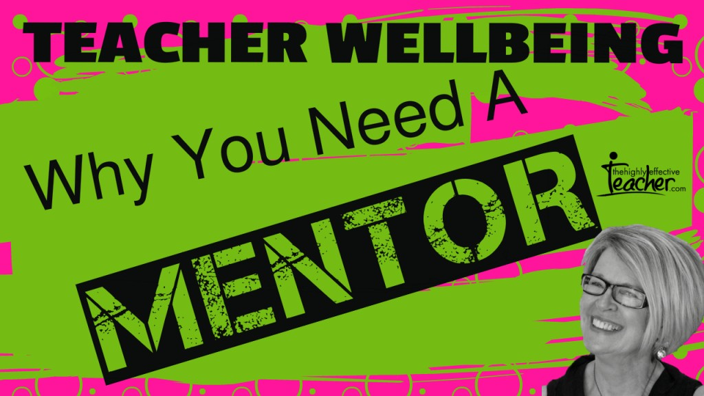Why Having a Mentor Is Good For Your Wellbeing